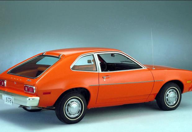 Carro mais feio do mundo - 02 - ford pinto