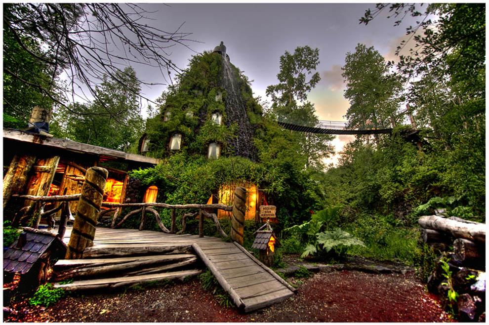 O hotel mais lindo e maravilhoso do planeta terra