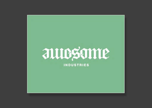 Logomarca com Ambigrama