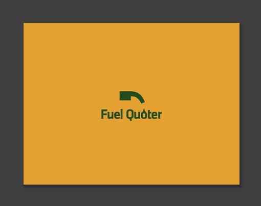 Logomarca para posto de gasolina